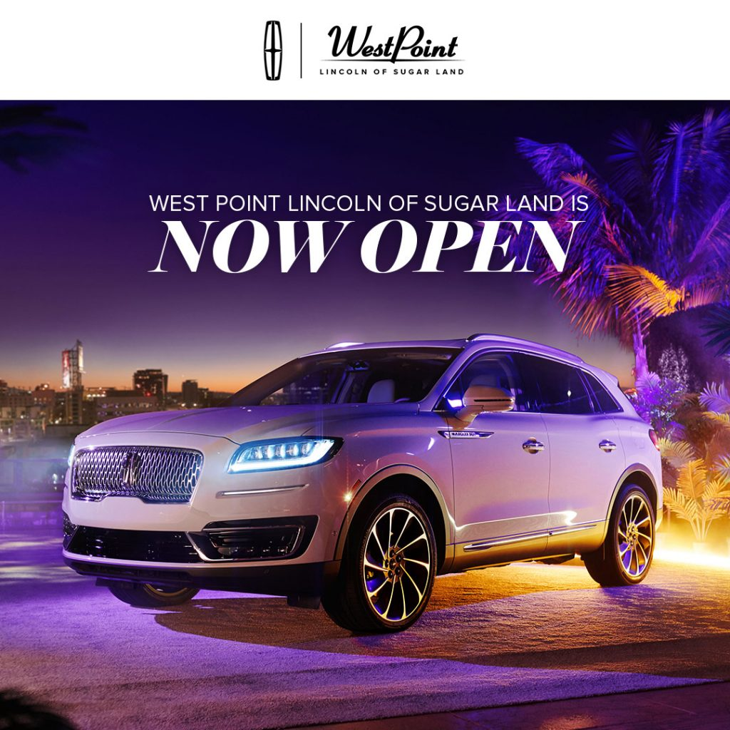 West Point Lincoln of Sugar Land