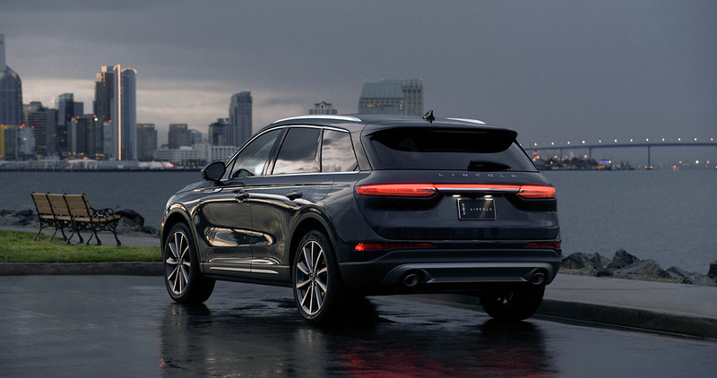 All-new 2020 Lincoln Corsair - West Point Lincoln of Sugar Land - Sugar Land, TX