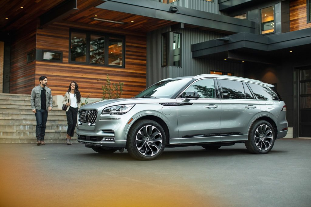 Lincoln Aviator Luxury Family Vehicle of the Year - West Point Lincoln of Sugar Land - Houston, TX