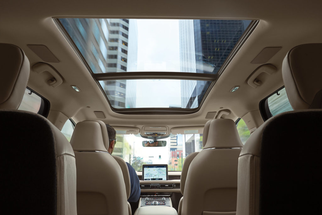 Wards 10 Best Interiors features Lincoln Aviator - West Point Lincoln of Sugar Land - Sugar Land, TX