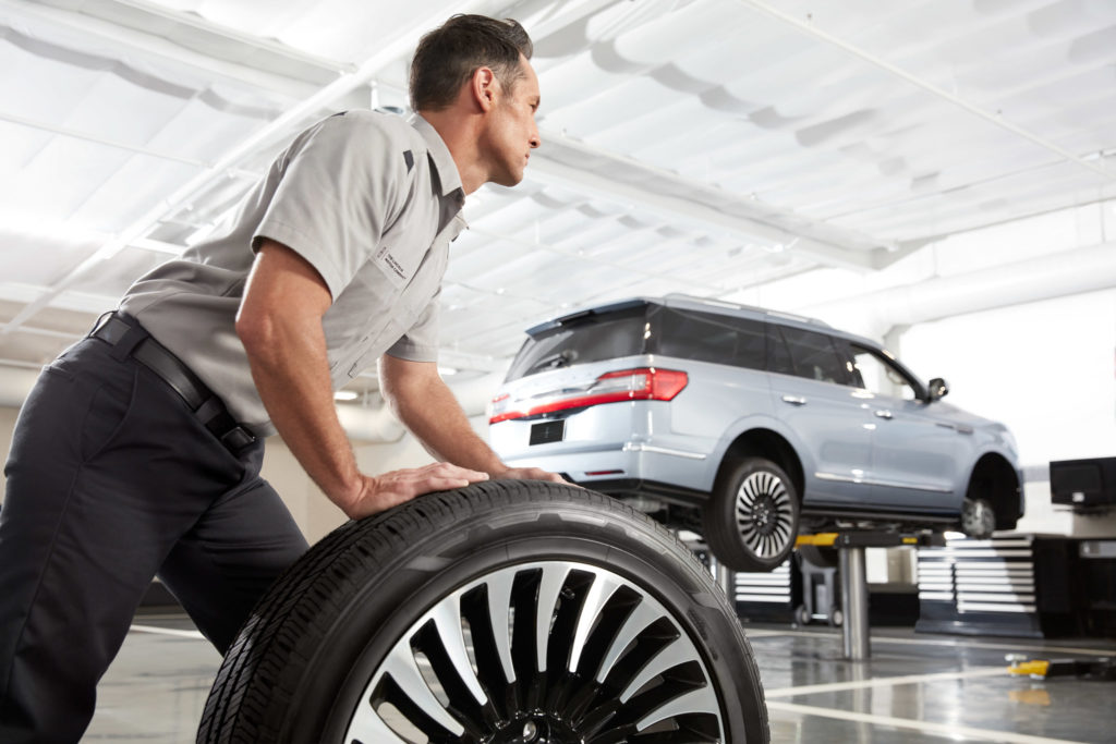 Signs of Tire Wear - West Point Lincoln of Sugar Land - Sugar Land, TX